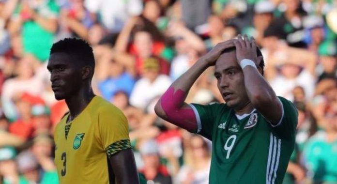 Honduras vence a Mexico