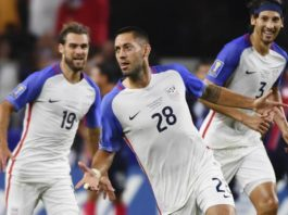 USA CAMPEON CONCACAF 2017