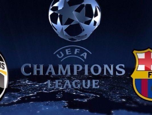 Barcelona vs Juventus en vivo 2017