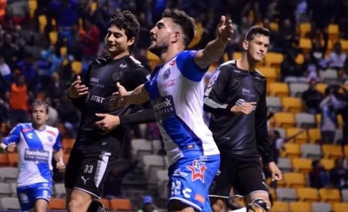 Monterrey pierde el invicto 2-0 ante el Puebla
