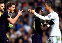 Real Madrid empata 1-1 ante el Tottenham