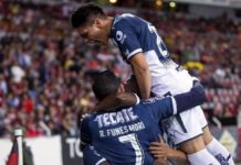 Atlas vs Monterrey en vivo 2018