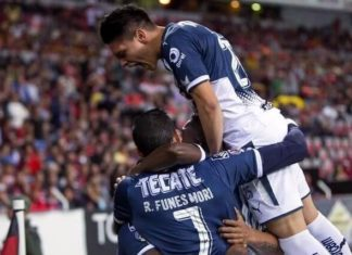 Atlas vs Monterrey en vivo 2018