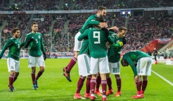 México vs Polonia EN VIVO 2017