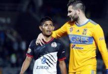 Lobos BUAP empato 0-0 ante Tigres F7 - REDZERTV
