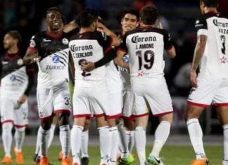 Lobos BUAP propina Goleada 5-0 al Veracruz